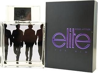 Elite Model Attitude By Elite Model For Men Eau De Toilette Spray, 1.7-Ounces