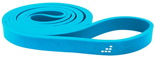 BODYCOACH Power-Fitnessband leicht dunkelblau