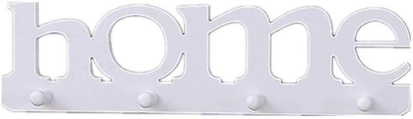 BAPYZ Home Omaha Mall Letter Shape Pendant Punch Bag Clothes Free Over item handling Holde Key
