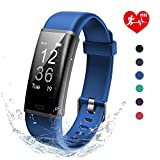 Lintelek Fitness Trackers, Fitness Trackers with Heart Rate Monitor, Activity Trackers Sports Watch