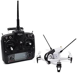 Walkera Rodeo 150 Racing Quadcopter with Devo 7 & Camera, White, 37 x 148 x 77mm