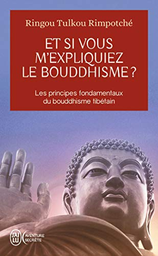 Et si vous m'expliquiez le bouddhisme ? : Les principes...