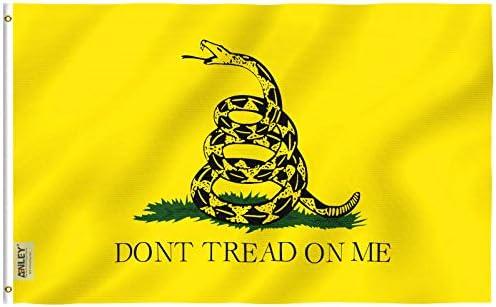 Please tread on me snake