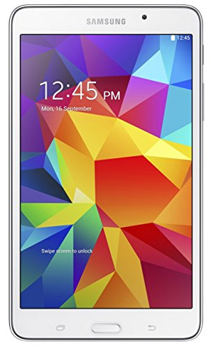Samsung Galaxy Tab A 7-Inch Tablet 4G LTE WI-FI SM-T285 8 GB, White (International Version) ...