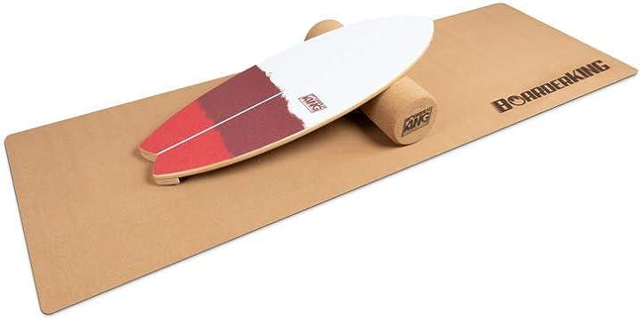 tavola da surf da surf e tavola wave, set balance board boarderking ywqw