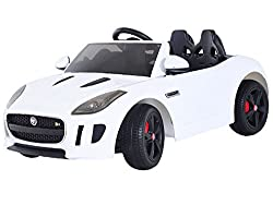RIDE ON JAGUAR KIDS ELECTRIC CAR