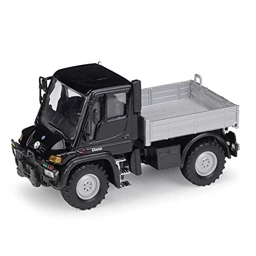 min min Auto Modell 1:43 Druckguss Modell Auto/Kompatibel mit Mercedes-Benz Unimog U400 / Simulation Legierung Auto...