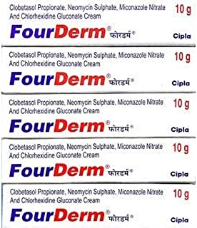 Fourderm Skin Cream Pack Of 5
