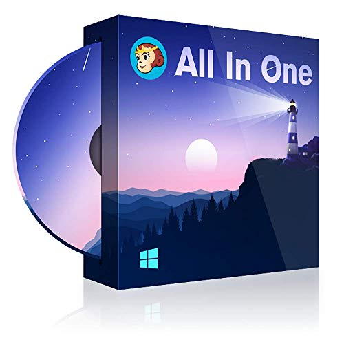 DVDFab All-in-one Suite Windows-Lifetime Lizenz (Product Keycard ohne Datenträger)