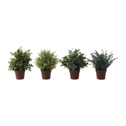 IKEA FEJKA 造花鉢植え (501.919.93)の写真