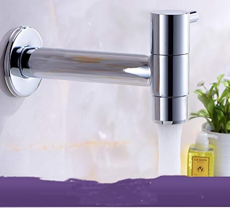 XZDXR Faucet bathroom accessories copper mop pool faucet ceramic valve core quick opening and long nozzle