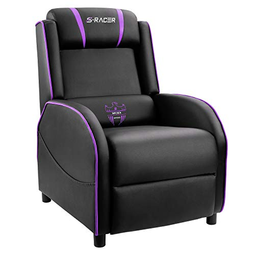 Our #4 Pick is the Homall Massage Console Gaming Chair