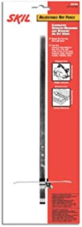 Bosch Skil 95100 Adjustable Rip Fence, Gray, Pack of 1