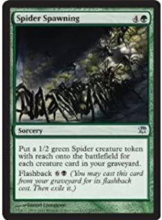 Magic: the Gathering - Spider Spawning - Innistrad