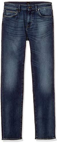BOSS Herren Jeans Maine3 Blau 3432