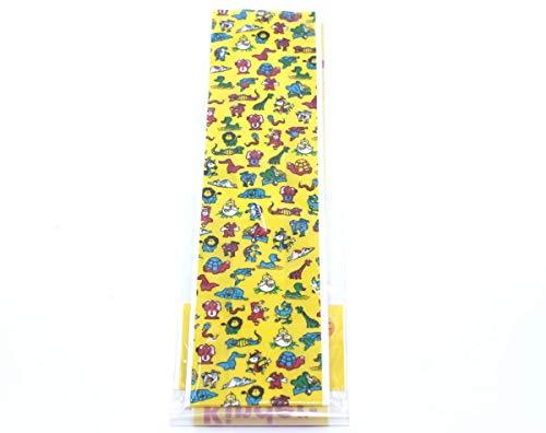 WUNDmed Pflaster Kinderpflaster 0,5m x 6cm Gelb