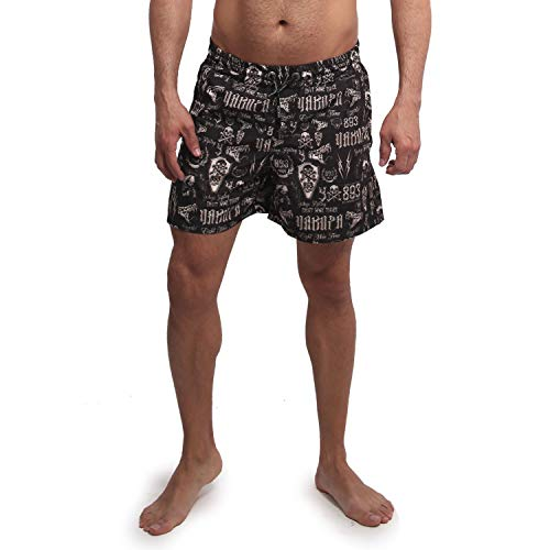 Yakuza Allover Carry zwemshorts voor heren