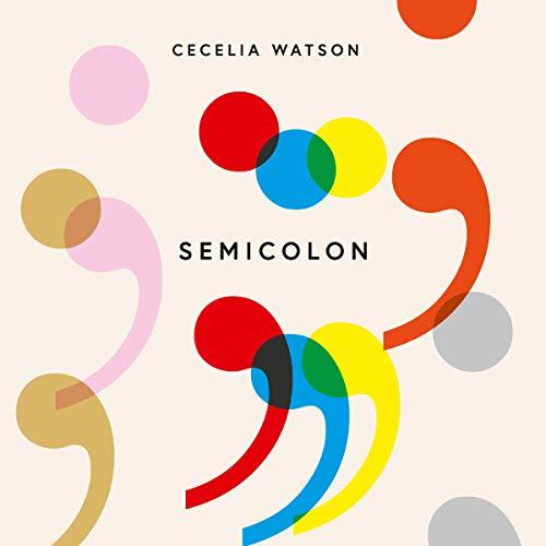Semicolon audiobook cover art