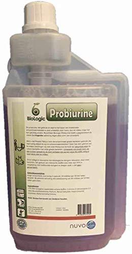 Nuvo Clean Probiurine geruchsneutralisierer gegen Gerüche von Katzen-Urin, Hund, Nager und Haustiere (Konzentrat)   1.000 ml