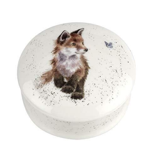 Wrendale Designs Fox Box mit Deckel