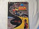 Jiffy Lube 300 New Hampshire International Speedway Nascar Winston Cup Series Vol.8 No. 5 July 11-13 1997