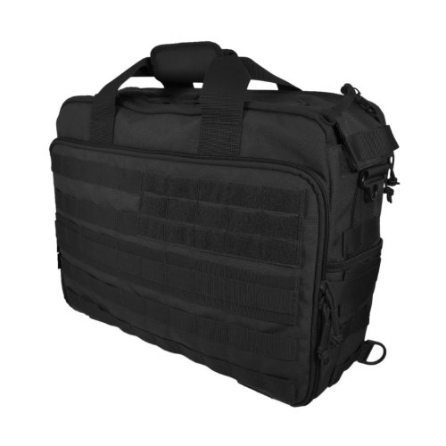 HAZARD 4 Ditch(TM) Laptop Soft-Briefcase/Go-Bag w/MOLLE (R) - Black