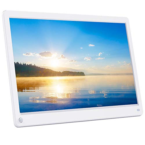 "Atatat 15.6"" Full HD Digital Photo Frame with Motion Sensor, Remote - $122.39"