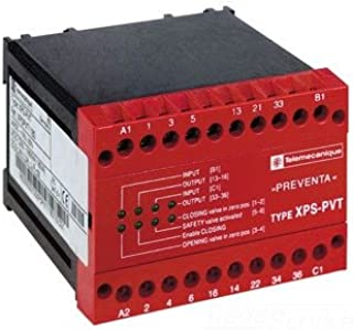 SCHNEIDER ELECTRIC XPSPVT1180 Safety Relay 300-Volt 2.5-Amp Preventa