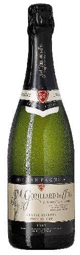 Grande Reserve Premier Cru Brut AOC Champagne J. M. Gobillard & Fils, meisterliche Cuvée aus dem berühmten Hautvillers