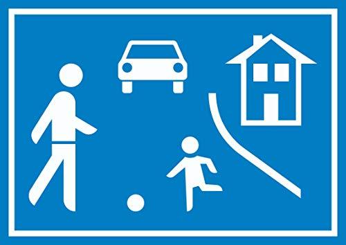 schild spielstrasse