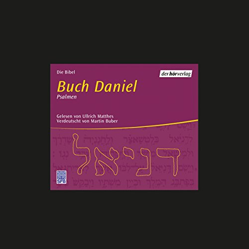 Das Buch Daniel audiobook cover art