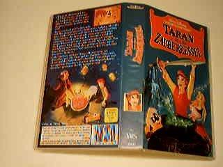 Taran und der Zauberkessel VHS