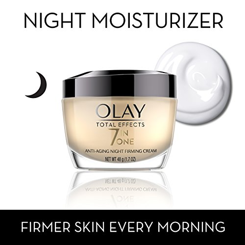 41SgBAct3NL - Face Wash by Olay Total Effects Day to Night Anti-Aging Skincare Kit with Cleanser, SPF & Night Cream