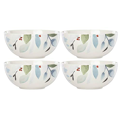Lenox 887075 Frosted Pines 4-Piece All Purpose Bowl Set