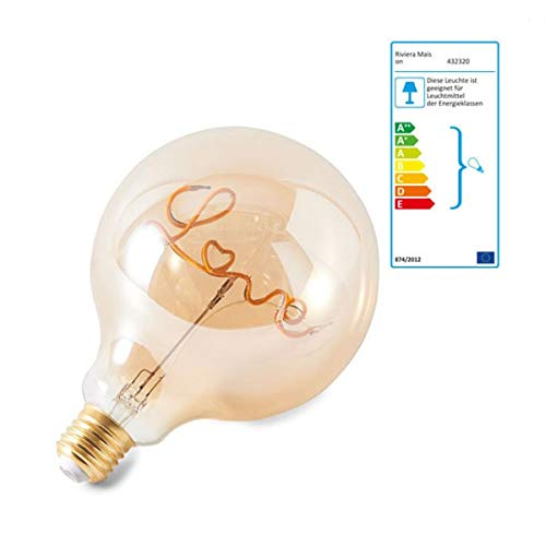 Rivièra Maison Love Table Lamp LED Bulb