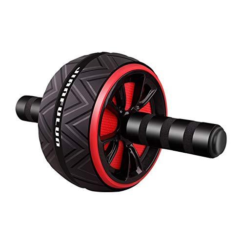 OEAK Bauchtrainer Ab Roller Bauchrolle Bauchmuskeltrainer für Zuhause, zum Trainieren von Bauchmuskeln, Rücken & Schultern,Bauchtraining für Frauen und Männer