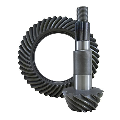 Yukon Gear & Axle (YG D80-373-4) High Performance Ring & Pinion Gear Set for Dana 80 Differential