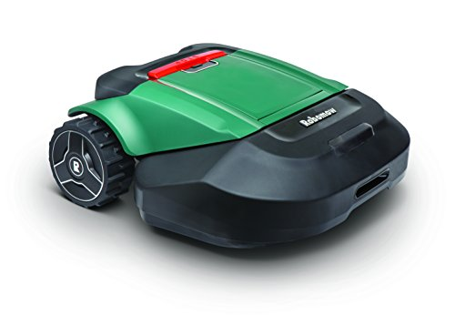 Our #4 Pick is the Robomow RS630 Robot Lawn Mower