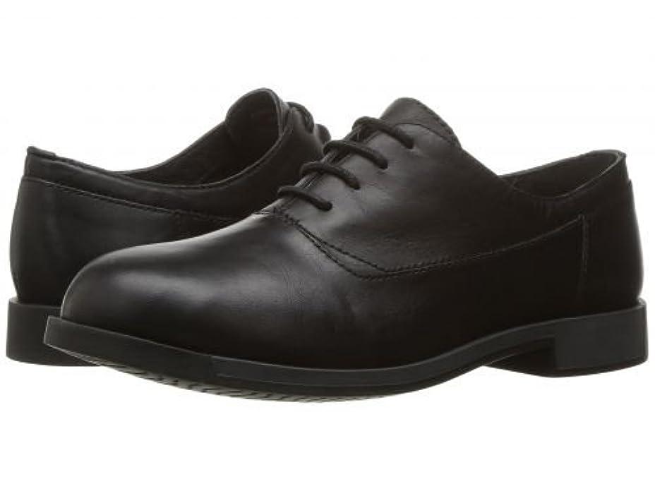 繰り返したシャットオズワルドCamper(カンペール) レディース 女性用 シューズ 靴 オックスフォード 紳士靴 通勤靴 Bowie - K200016 - Black [並行輸入品]