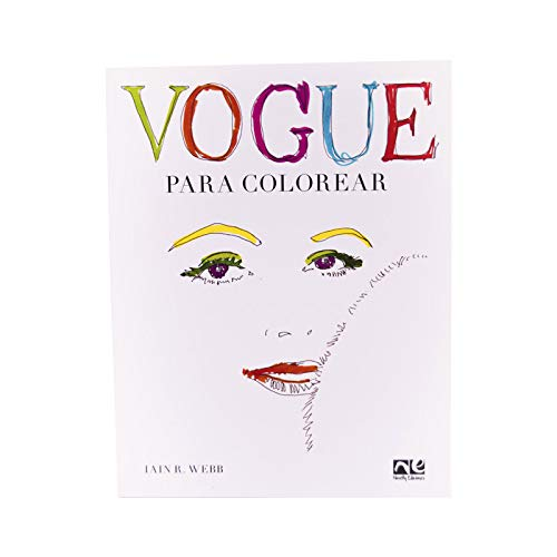 Vogue: Para colorear (ADULTOS)