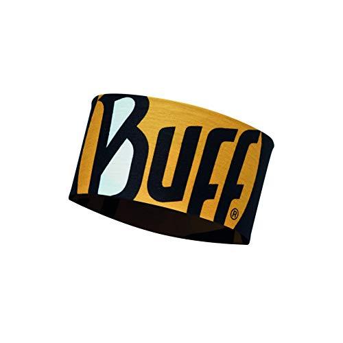Buff Ultimate Logo Cinta UV, Unisex Adulto, Negro, Talla única