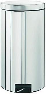 Brabantia 369421 Poubelle à Pédale 45 L Inox Brillante