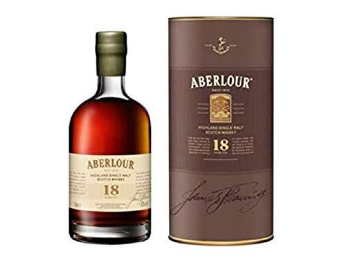 Aberlour 18 Jahre Single Malt Scotch Whisky (1 x 0.5 l)