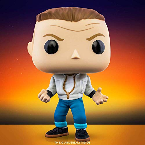 Funko 48705 POP Movies Back to The Future-Marty in Puffy Vest Sammelbares Spielzeug Mehrfarben