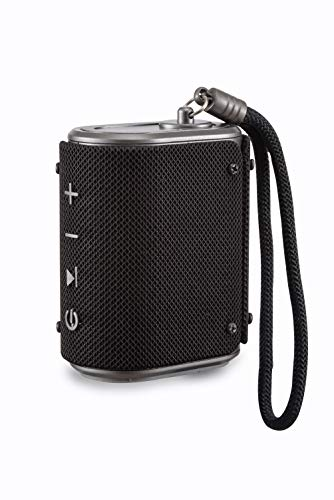 BOMAKER Mini Bluetooth Lautsprecher Tragbarer Musik 5W Schwarz