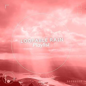 Mellow Loopable Rain & Water Single