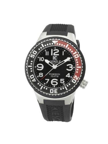 Kienzle Unisex-Armbanduhr POSEIDON S Analog Silikon K2053153273-00274