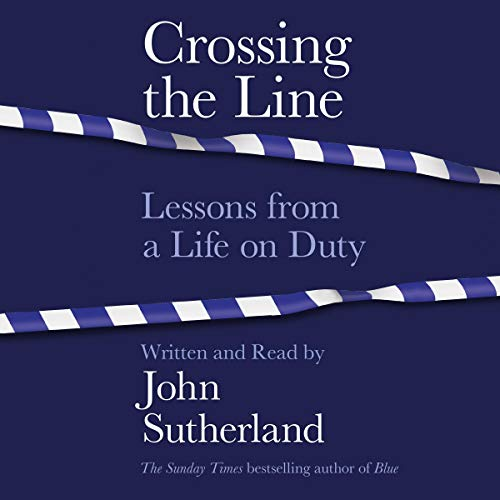 Crossing the Line  By  cover art