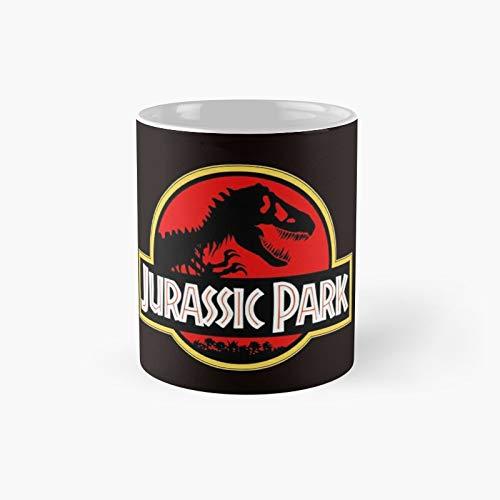 Jurassic Park Classic - Taza (300 ml), diseño de Jurassic Park