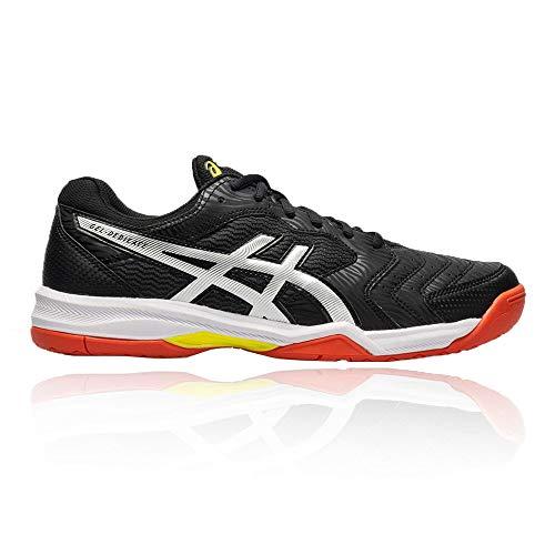 Asics 1041a074-001_42,5, Zapatillas de Tenis para Hombre, Black, 42.5 EU